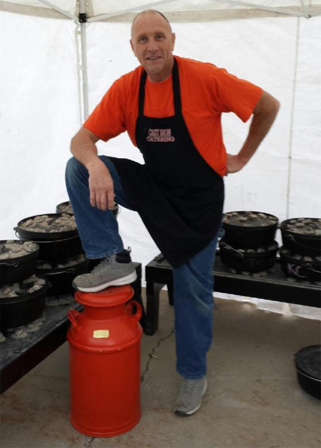 Dutch Oven Catering Utah About Us - Cast Iron Catering Company Dutch Oven Catering ...