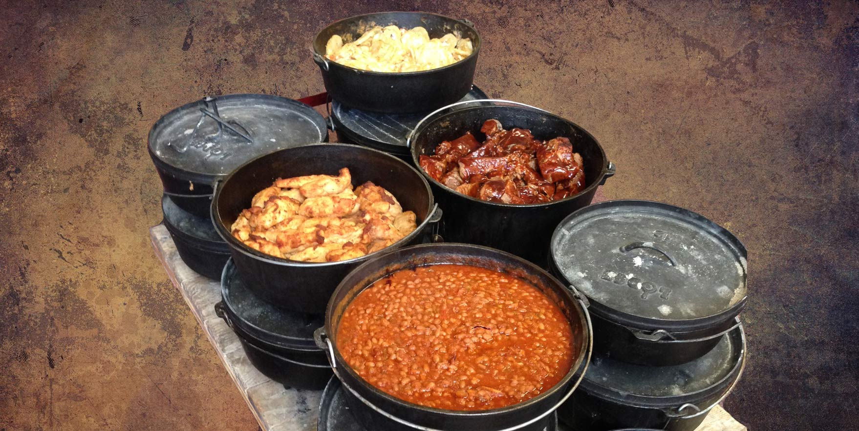 Dutch Oven Catering Utah Cast Iron Catering Company - Dutch Oven Catering for Utah ...